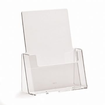 C160 | 1 Pocket A5 Portrait Leaflet Holder